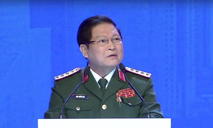 Clarion call: Make South China Sea 'a sea of peace,' Vietnam exhorts