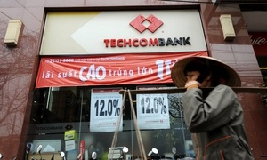 Vietnam's Techcombank pursues retail push after major IPO