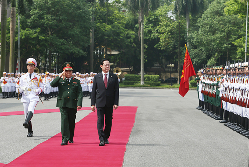 Vietnam, South Korea to strengthen military ties