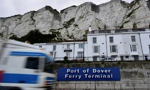 Human trafficking: Vietnamese teen found in suitcase at Port of Dover