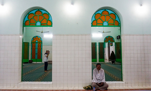 Inside Saigon's sacred 80-year-old Mosque