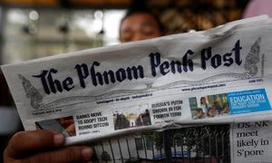 With Cambodia's free press under fire, 'China model' makes inroads