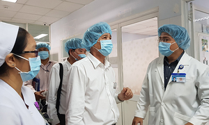 16 catch swine flu at Vietnam's major obstetrics hospital