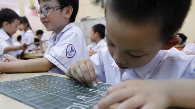 Trophy children in Vietnam: Demerits of a merit-based system