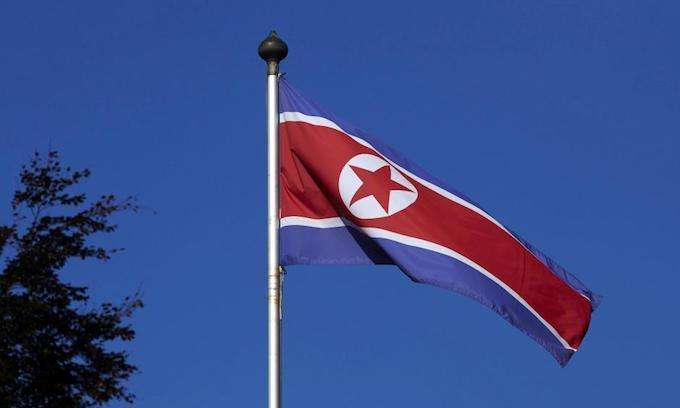 North Korea's top three military officials replaced, US official says