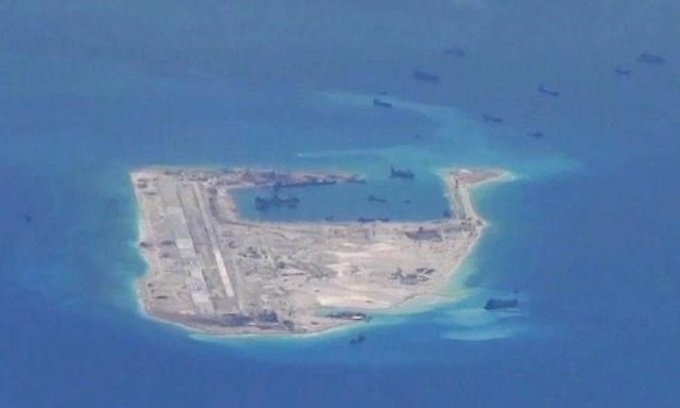 US weighs more South China Sea patrols to confront 'new reality' of China