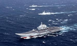 At delicate moment, US weighs warship passage through Taiwan Strait