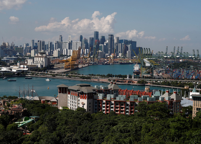 Trump-Kim summit set for Singapore's Sentosa Island: White House