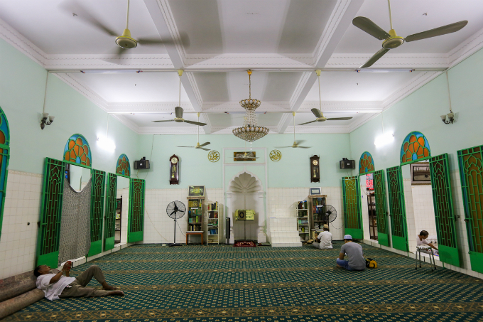 Inside Saigons sacred 80 year old Mosque - 5