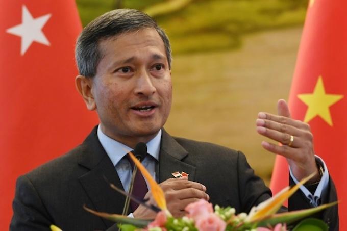 Singapore top diplomat to visit Pyongyang before Trump-Kim summit