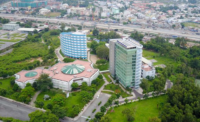 Two Vietnamese schools enter global top 1000