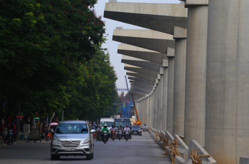 Sluggish Hanoi metro defers Line 3 launch to 2023