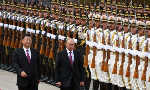 Xi, Putin meet as US tensions brings them closer