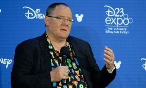 Disney exec quits amid scandal over 'unwanted hugs'