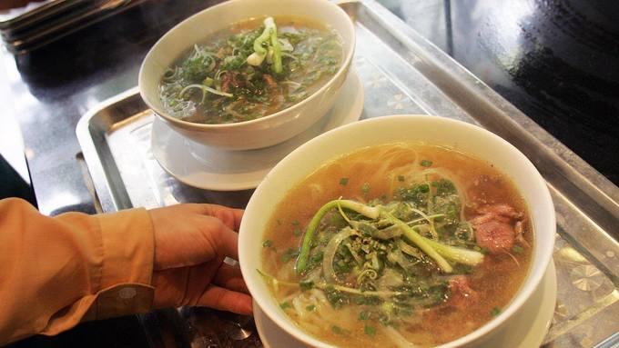 Vietnamese pho high on list of world's best cheap eats