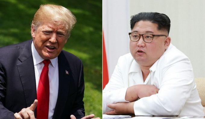Trump and Kim head for historic Singapore summit