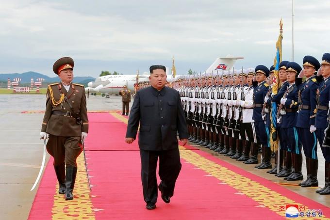 Kim, Trump in countdown to historic summit