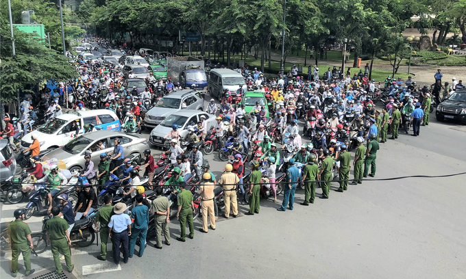 Several Vietnamese held for protests against SEZ law provisions
