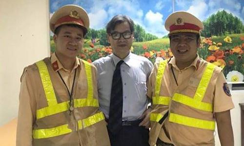 Japanese teacher got lost on highway, walking 20 km