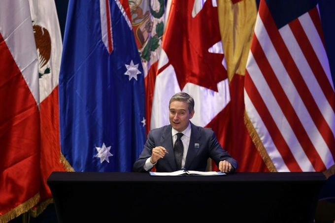 Canada wants Pacific trade pact ratified fast amid Trump spat: minister