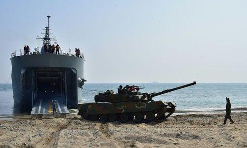 Japan warns US-South Korea drills 'vital'