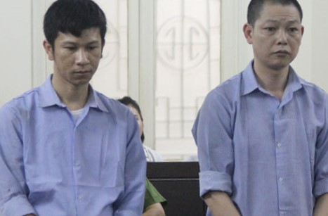 Two Vietnamese sentenced to death for heroin smuggling