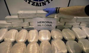 Czech police charge 60 in drug smuggling ring led by Vietnamese