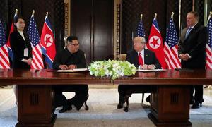 Vietnam hails Trump-Kim summit