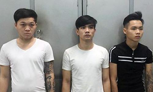 Foreign tourists beaten, robbed in Saigon