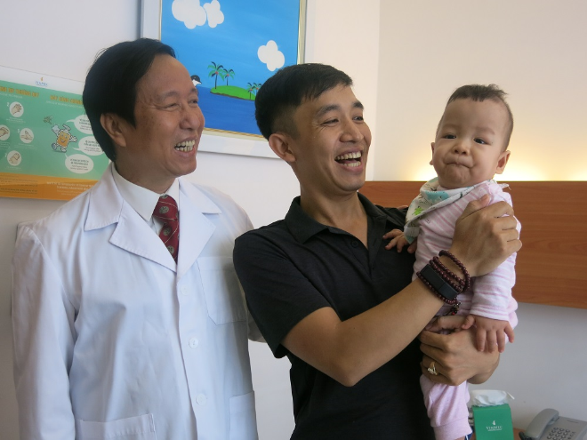 Vietnamese surgeon wins Nikkei Asia Prize for pioneering children treatments