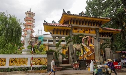 A spiritual high: Tallest bell tower in Saigon