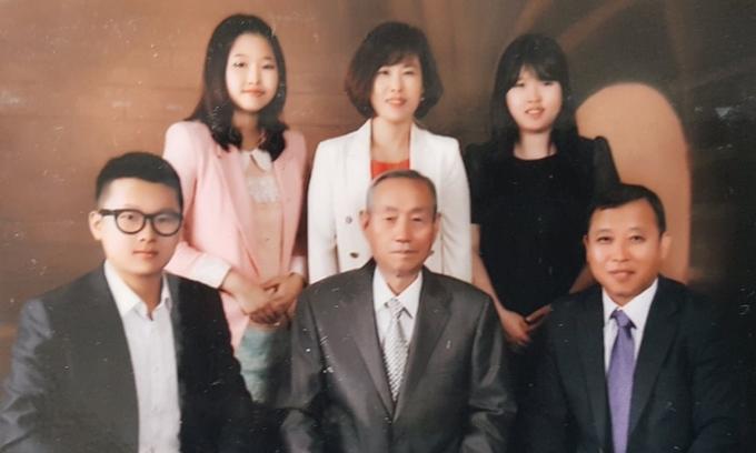 Korean descendants of Vietnamese king ripped apart for 70 years