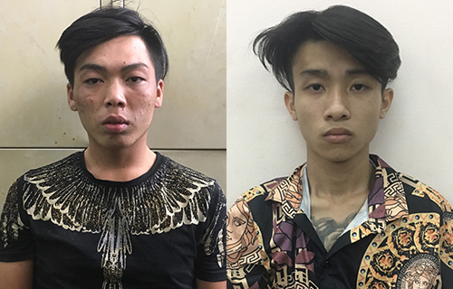 Teen phone snatchers nabbed in Saigon's backpacker district
