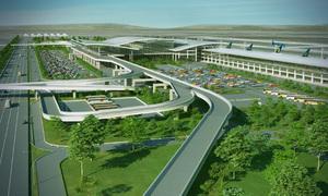 New Vietnam international airport to open in December