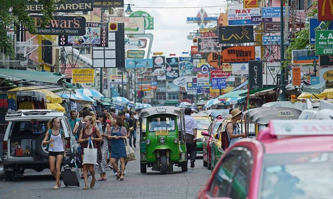 15 Vietnamese pickpockets arrested in Thailand