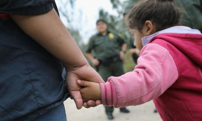Nearly 2,000 minors split from parents at border in six weeks: US