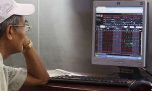 Vietnam stock market falls from 1,000 points again