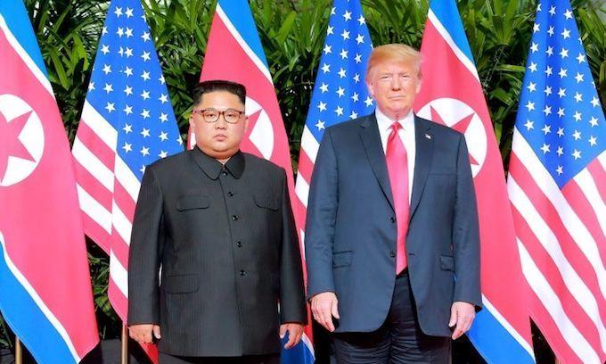 Pyongyang may soon return US soldier remains