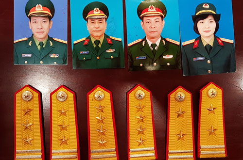 Police impostors arrested in Hanoi