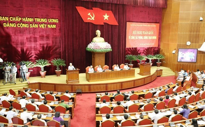 50 high-profile officials disciplined in Vietnam's escalating corruption crackdown