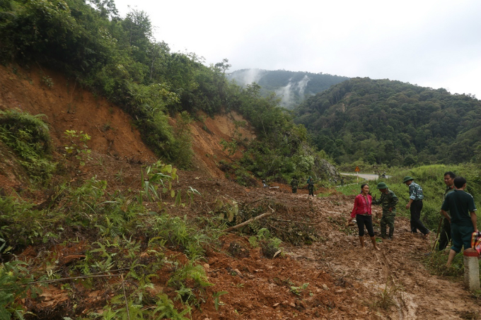 Ha Giang picks up the pieces after  floods and landslides - 10