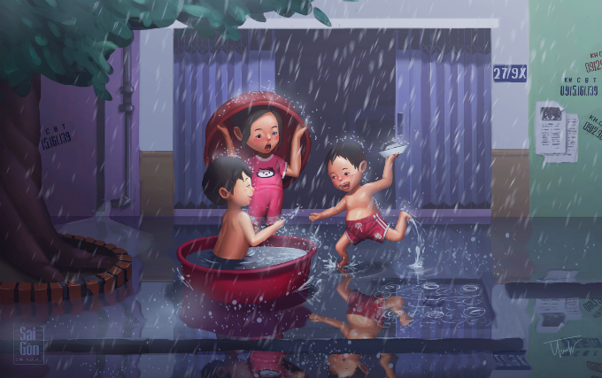 Get drenched in the beauty of Saigon - 6