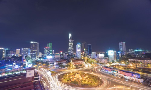 Ho Chi Minh City as a 24/7 'convenience store'