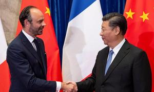 China to pursue more trade with France, EU raises 'difficult issues'