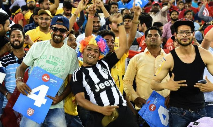 Who needs football? Cricket has billion-plus fans, survey finds
