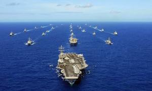 Vietnam shows up at world's largest naval exercise