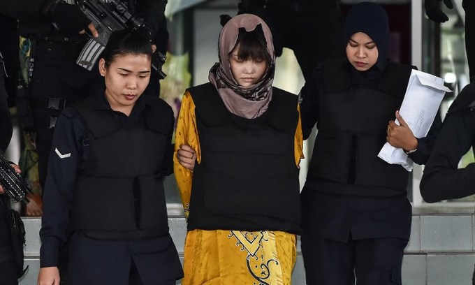 Kim Jong Nam probe slammed as 'shoddy' as trial resumes