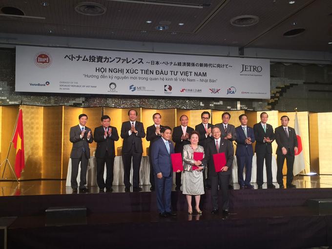 Japan top investor in Vietnam again