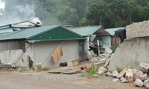 Drug lords killed in massive raid in northern Vietnam
