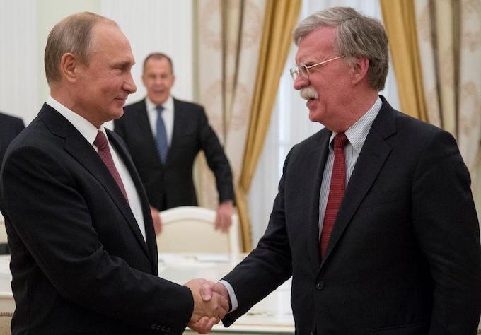 Deal struck for Putin-Trump summit, Helsinki possible venue